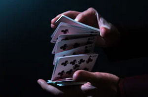Magician Near Batley West Yorkshire