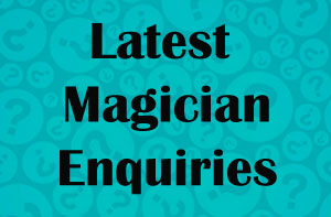 Cornwall Magician Enquiries